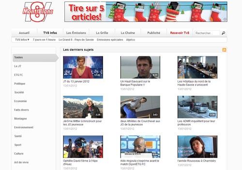 fr replay tv tv8 mont blanc tv replay