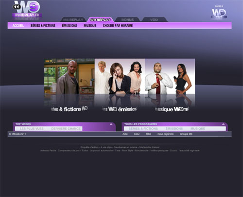 fr replay tv